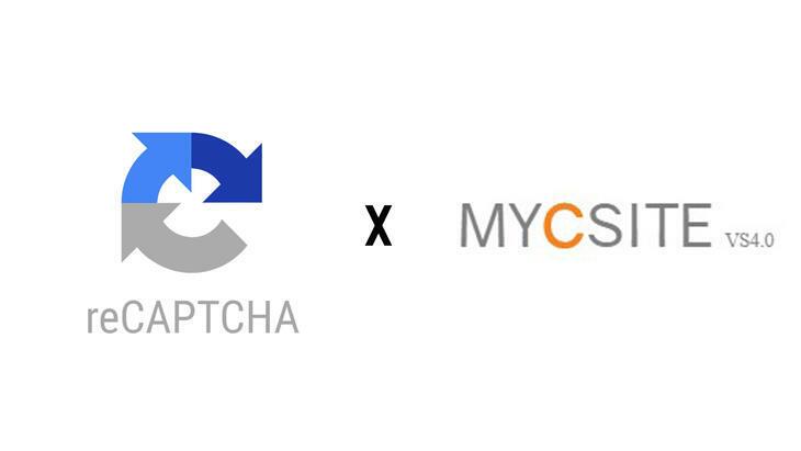 MyCSite não precisa Captcha