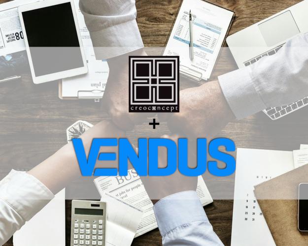 Parceria myCsite com faturação VENDUS