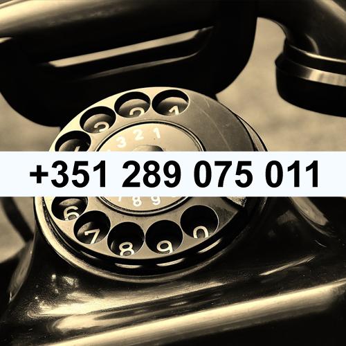 NOUVEAU Nº TÉLÉPHONE